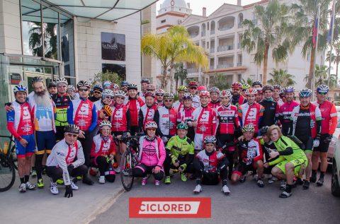Campus Ciclored Joseba Beloki 2017… Un sueño hecho realidad