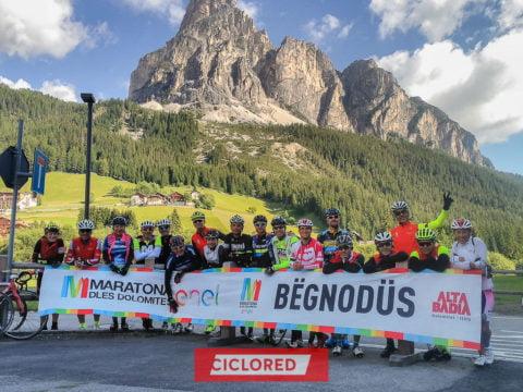 Crónica Maratona de los Dolomitas 2017.El Giro en versión Ciclored
