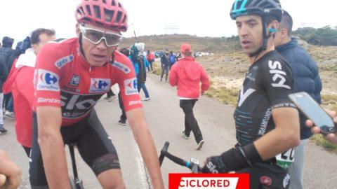 La épica de Calar Alto. Las fotos de la etapa 11 de La Vuelta 2017