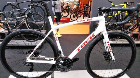 Bicicletas de carretera con frenos de disco 2018. El futuro en Unibike