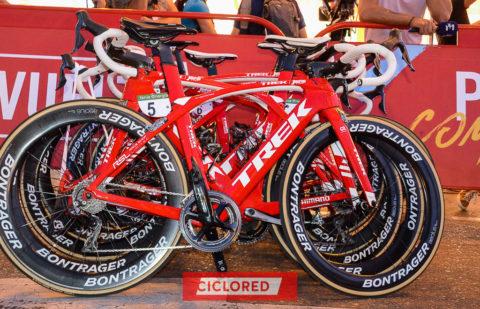 Las bicicletas de La Vuelta 2017. Todas las máquinas de los equipos profesionales