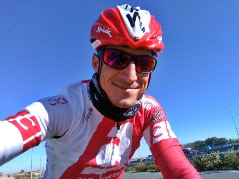 Gafas ciclistas Roberto Martin, edición especial Rubén Ruzafa
