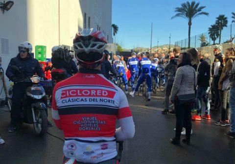 De Campus ciclista con el Quick Step