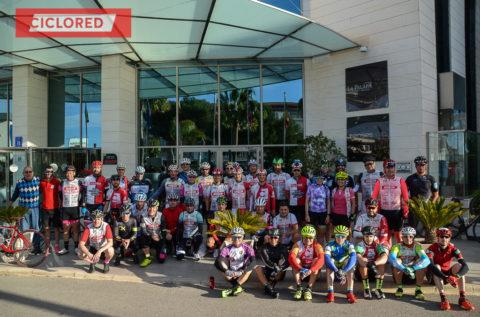 III Campus Ciclored Joseba Beloki. El placer de pedalear