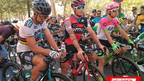El universo Peter Sagan en La Vuelta