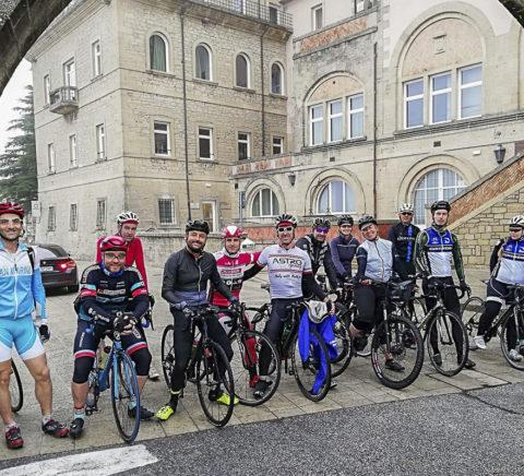 San Marino ciclista. Territorio Giro… y algo más