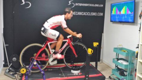 Biomecáncia de Entrenamiento Ciclismo. Adaptando la bici al ciclista