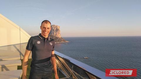 Enric Más con Ciclored.com: «Me obsesiona el Tour, pero como a todos»