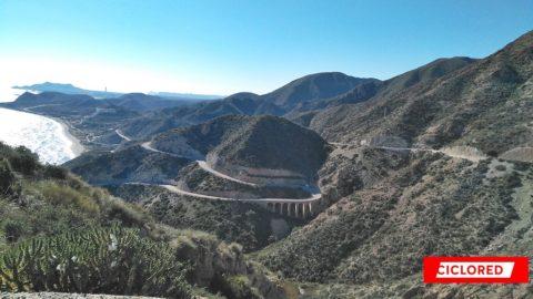 Mojácar. Sol, ciclismo y montañas