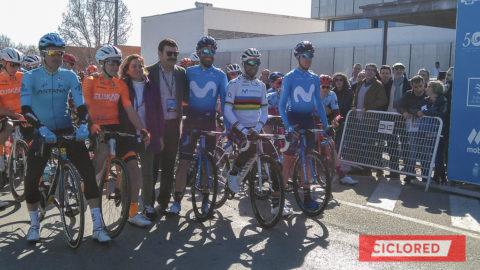 Crónicas Murcianas. La Vuelta a Murcia de Valverde y sus KOMS