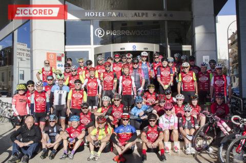 Campus Ciclored Joseba Beloki 2019. Sol, verano, amigos… Ciclismo