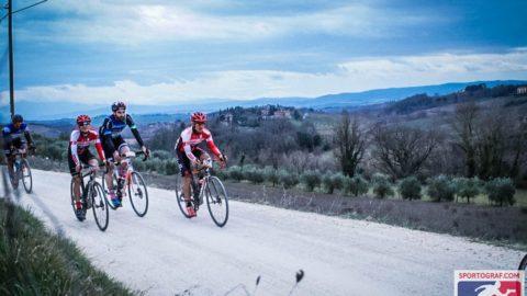 La Strade Bianche 2019. Una cicloturista que nunca es igual