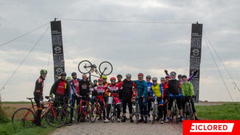 Paris Roubaix 2019: Los adoquines, calefacción natural