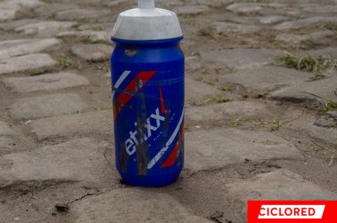Etixx, energía extra para los ciclistas del Campus Piritour Joseba Beloki