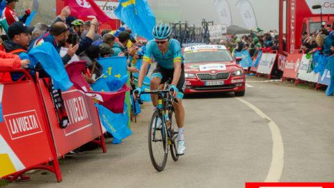 Luis León: «Tras la caída mi hija me decía que dejara la bici»