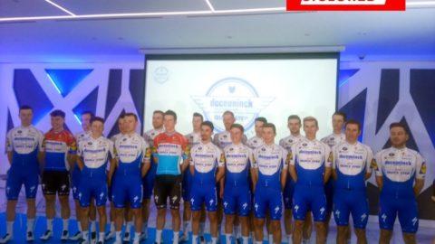 Deceuninck Quick Step, un equipo mundial de gestión local