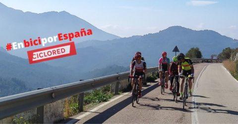 Desde el lunes 25 se puede salir en bici en grupo en España