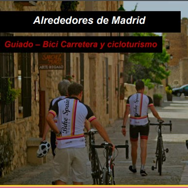Madrid alrededores