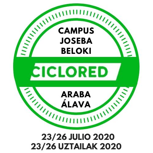 Logo Campus Joseba Beloki Araba-Alava