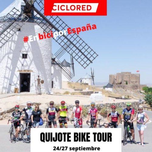 Quijote Bike Tour Septiembre