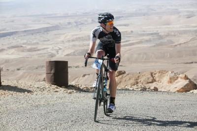 Gran Fondo Dead Sea: El ciclismo que vive en el Mar Muerto